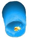 Купить дешевые небесные фонарики Цилиндр